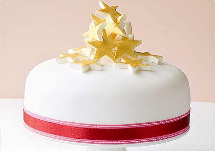 Come decorare una torta con la pasta di zucchero ...